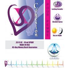 Cohesion/W XS - Pheromone Spray for Women